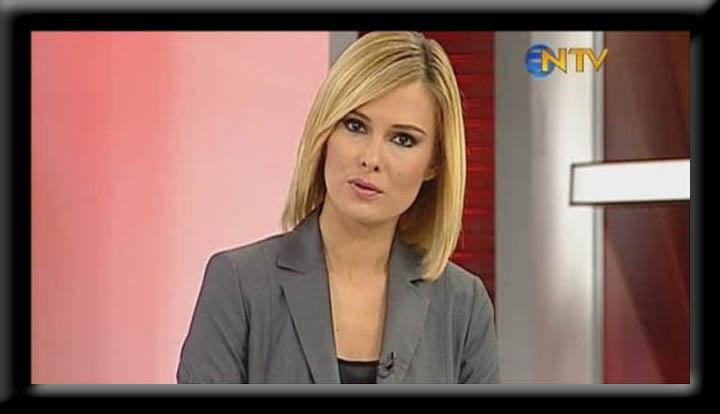 Seda Öğretir (NTV Haber Spikeri)